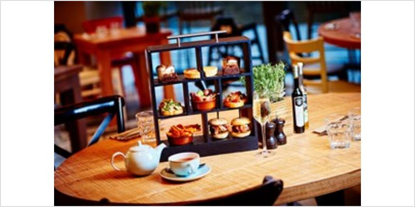 Italian Sparkling Afternoon Tea at Marco Pierre White, Bardolino Birmingham from Buy A Gift