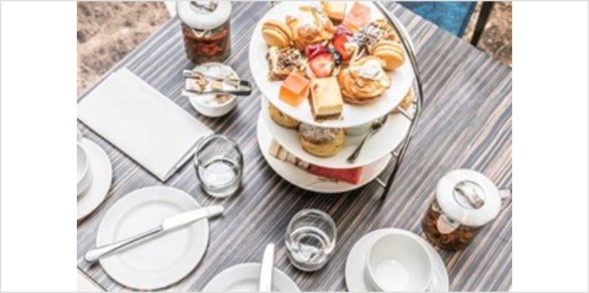 Traditional Afternoon Tea for Two at 5* The Montcalm Marble Arch from Buy A Gift
