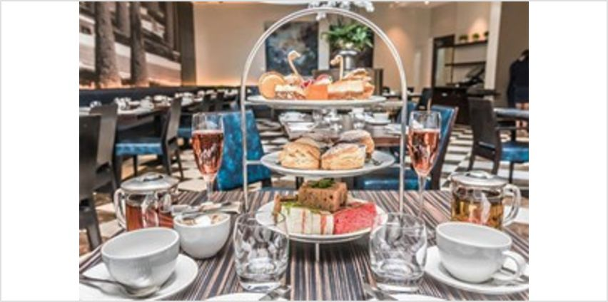 Sparkling Afternoon Tea for Two at 5* The Montcalm Marble Arch from Buy A Gift