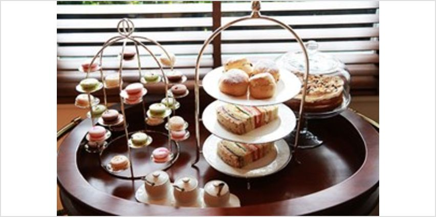Champagne Afternoon Tea for Two at Roseate House Hotel - Special Offer from Buy A Gift