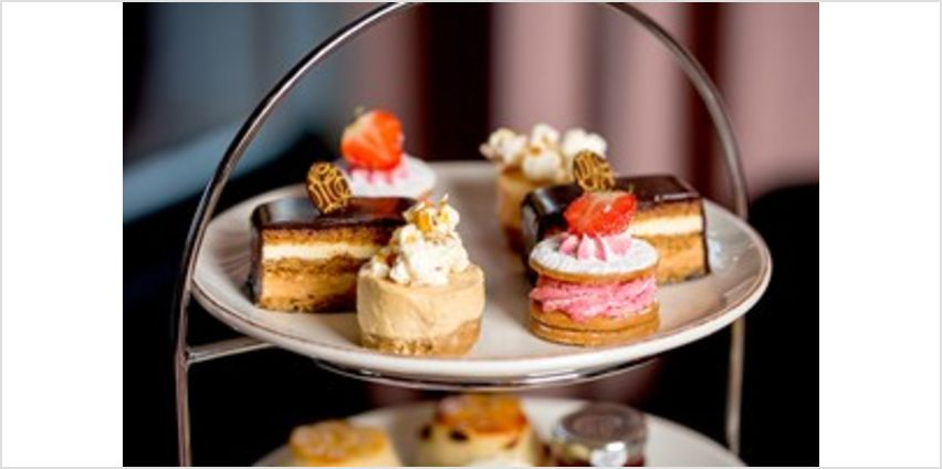 Sparkling Afternoon Tea for Two at London Radisson Blu Edwardian Hotels from Buy A Gift