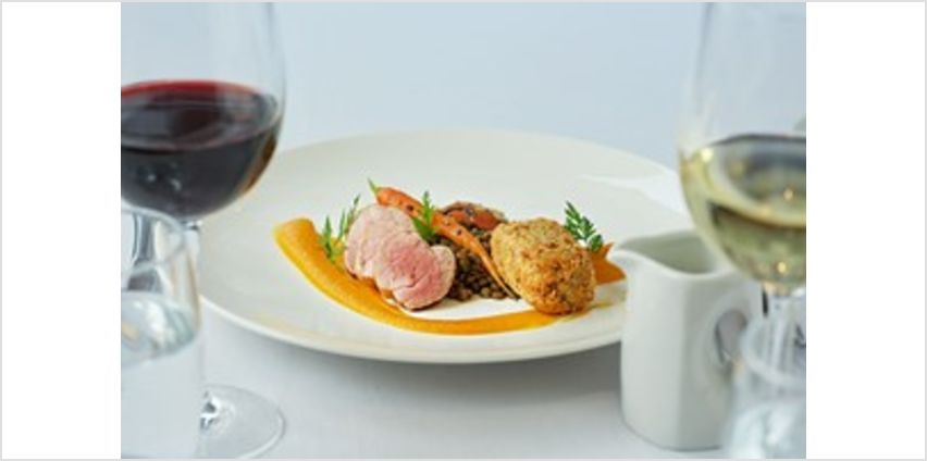 Three Course Meal with a Bottle of Prosecco for Two at The Cavendish Hotel, London from Buy A Gift