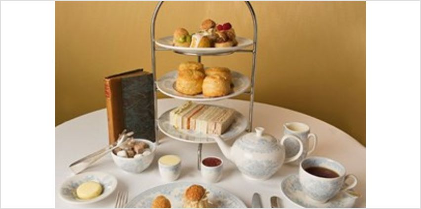 Traditional Afternoon Tea for Two at St James Hotel and Club from Buy A Gift