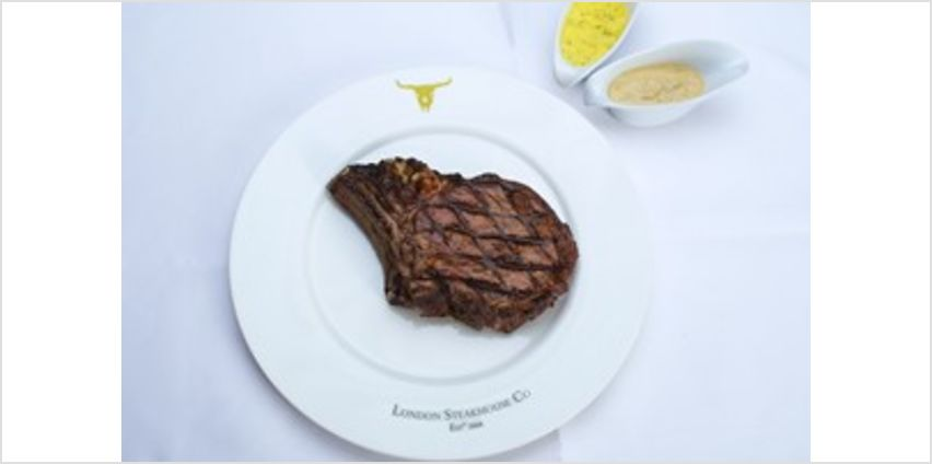 Three Course Meal with Cocktails at Marco Pierre White London Steakhouse Co from Buy A Gift