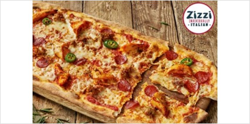 Three Course Meal for Two at Zizzi from Buy A Gift