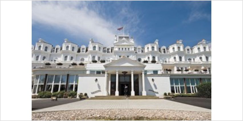 One Night Break at The Grand Hotel - Special Offer from Buy A Gift