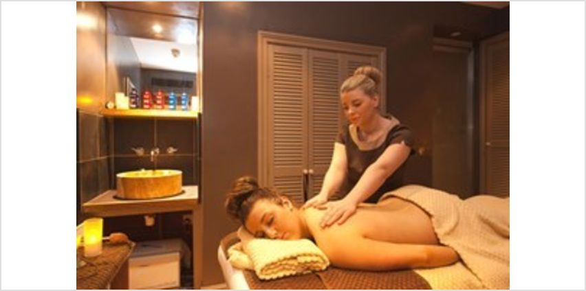 Saturday Spa Break with 25 Minute Treatment and Dinner at Bannatyne Hastings from Buy A Gift