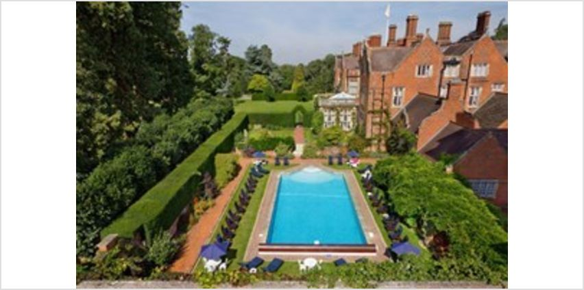One Night Break at Tylney Hall from Buy A Gift