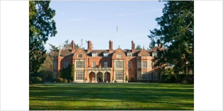 Two Night Luxury Hotel Break at Tylney Hall from Buy A Gift
