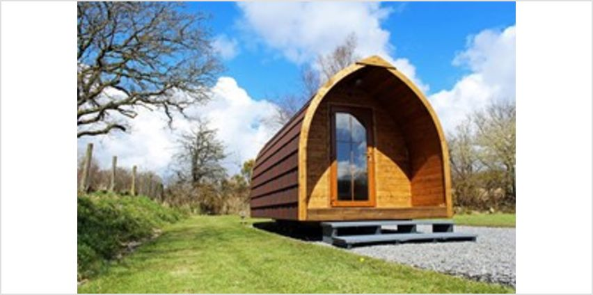 Three Night Glamping Break at River View Touring Park - Special Offer from Buy A Gift