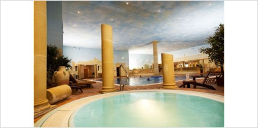 Signature Overnight Spa Break with Treatment and Dinner at Whittlebury Hall from Buy A Gift