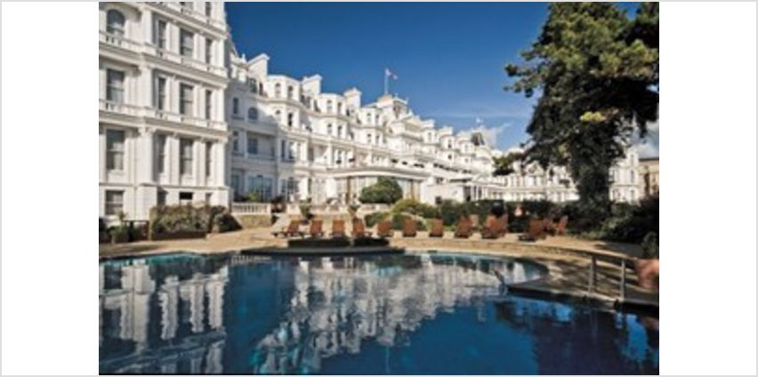 One Night Break with Dinner at The Grand Hotel - Special Offer from Buy A Gift