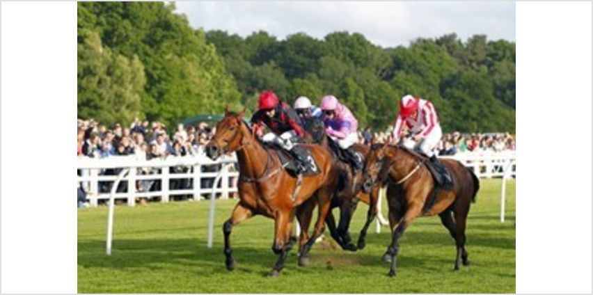 2 for 1 Winning Raceday Package - Special Offer from Buy A Gift