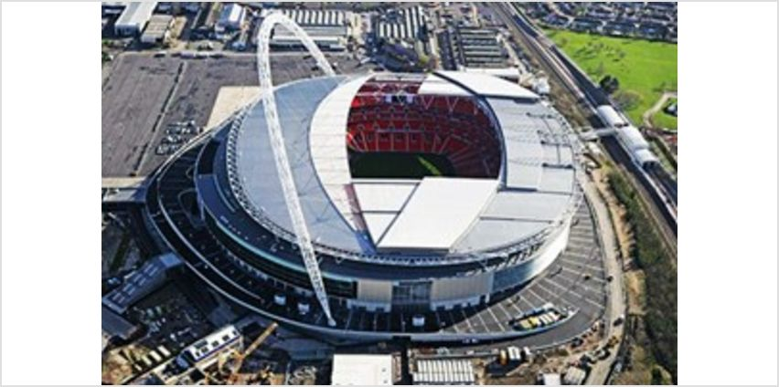 Adult Tour of Wembley Stadium for Two from Buy A Gift