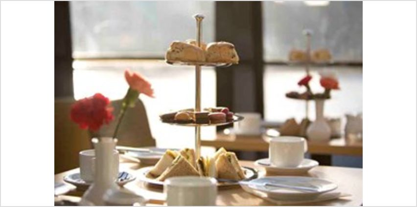 Traditional Afternoon Tea on the Thames for Two from Buy A Gift