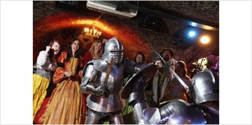 Medieval Banquet and Show for Two from Buy A Gift