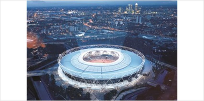 London Stadium Tour for Two Adults from Buy A Gift