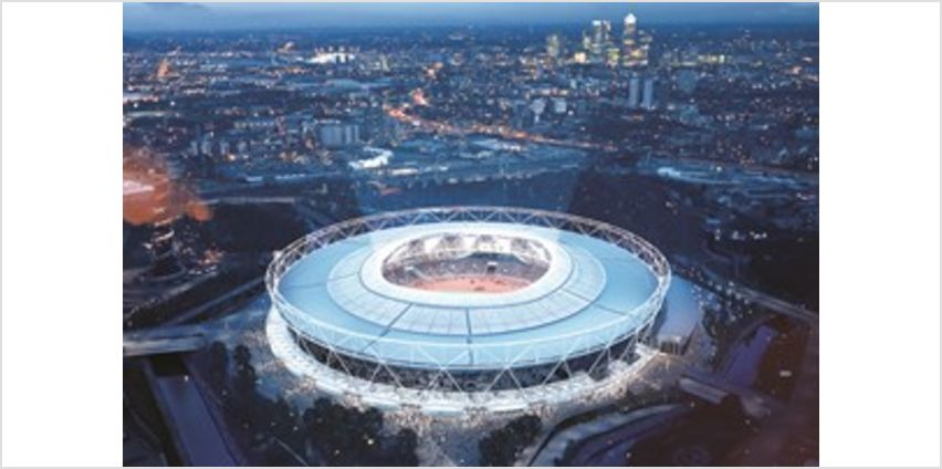 London Stadium Tour for One from Buy A Gift