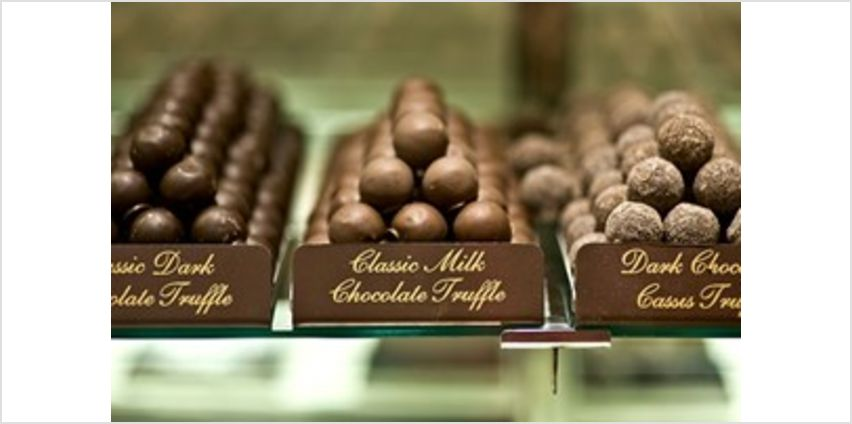 2 for 1 London Chocolate Tour from Buy A Gift