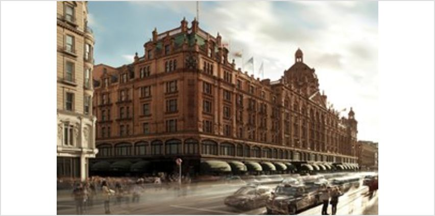Cream Tea at Harrods with River Cruise for Two - Special Offer from Buy A Gift