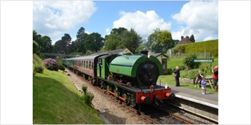 Spa Valley Railway Ticket for Two Adults – Kids Go Free from Buy A Gift