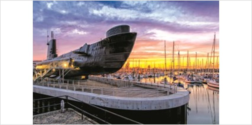 Portsmouth Historic Dockyard Annual Pass for Two from Buy A Gift