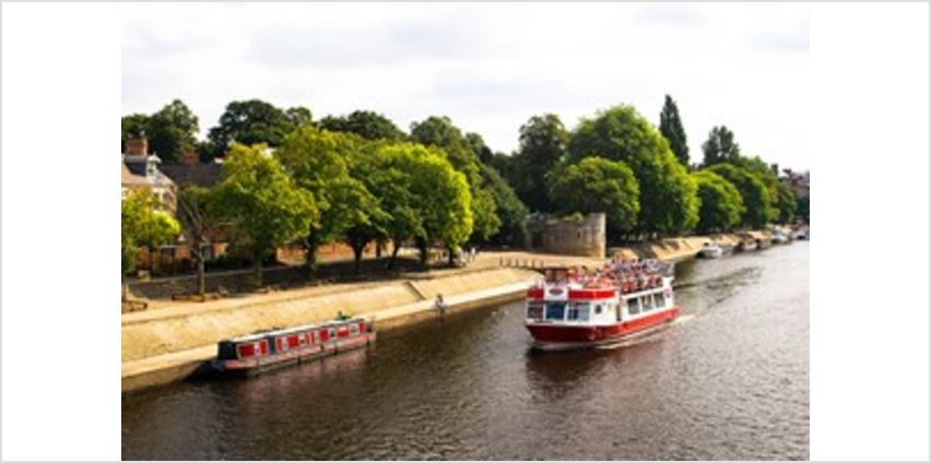 York River Cruise with Afternoon Tea for Two from Buy A Gift