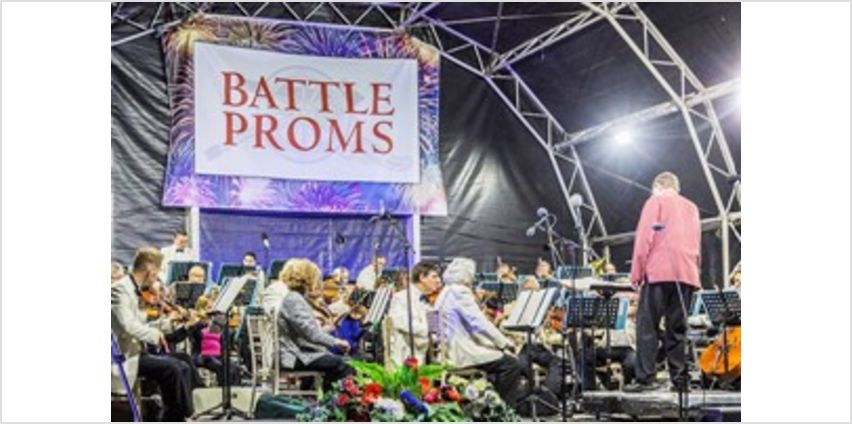 Battle Proms Classical Summer Concert for Two from Buy A Gift