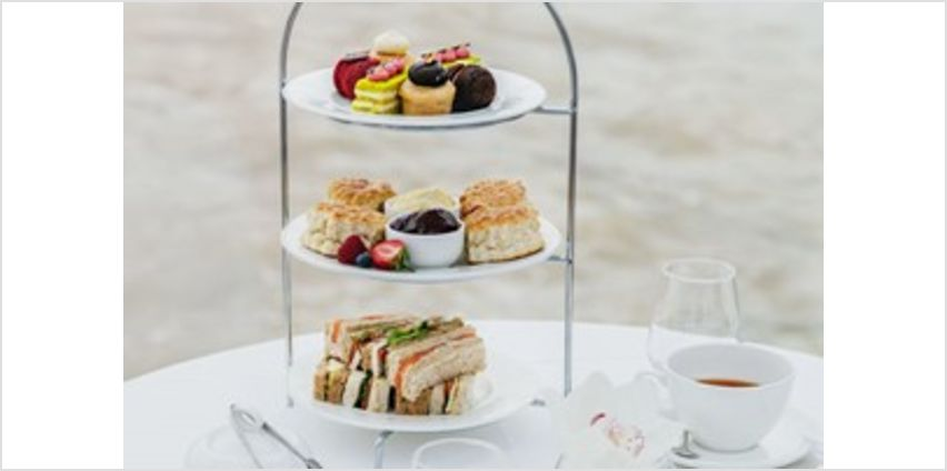 Bateaux Afternoon Tea Cruise on The Thames for Two Special Offer from Buy A Gift