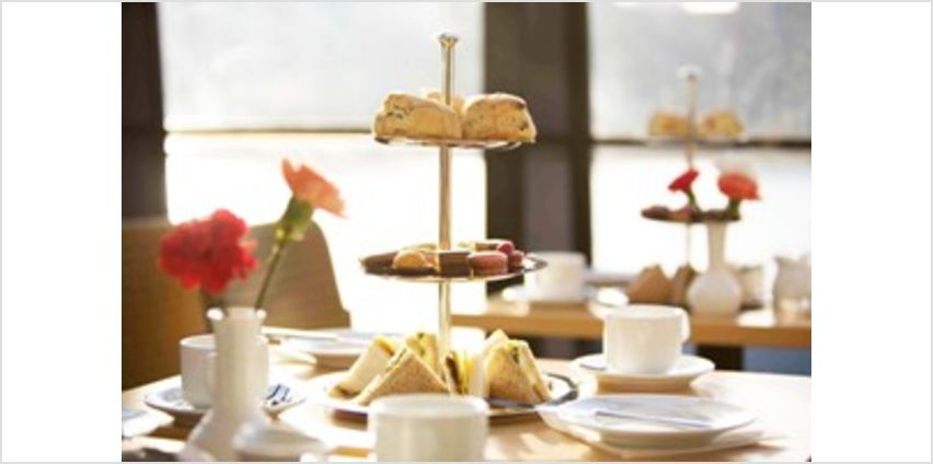 Afternoon Tea on the Thames with Moet and Chandon Champagne for Two from Buy A Gift