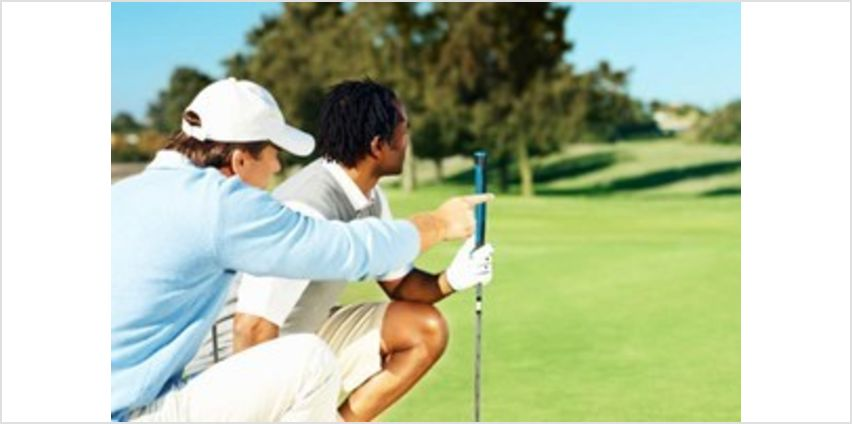 Nine Hole Playing Lesson with a PGA Professional from Buy A Gift