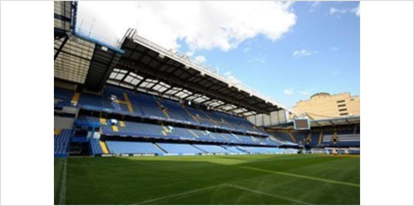 Adult Tour of Stamford Bridge for Two from Buy A Gift