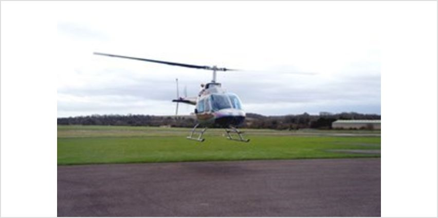 Helicopter Flight For Two in Scotland Special Offer from Buy A Gift