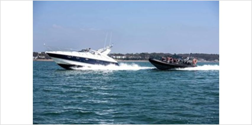 Powerboat Stunt Ride Experience for Two from Buy A Gift