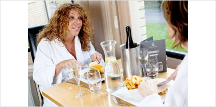 Ultimate Spa Day with Treatment and Lunch for Two at Riverhills from Buy A Gift