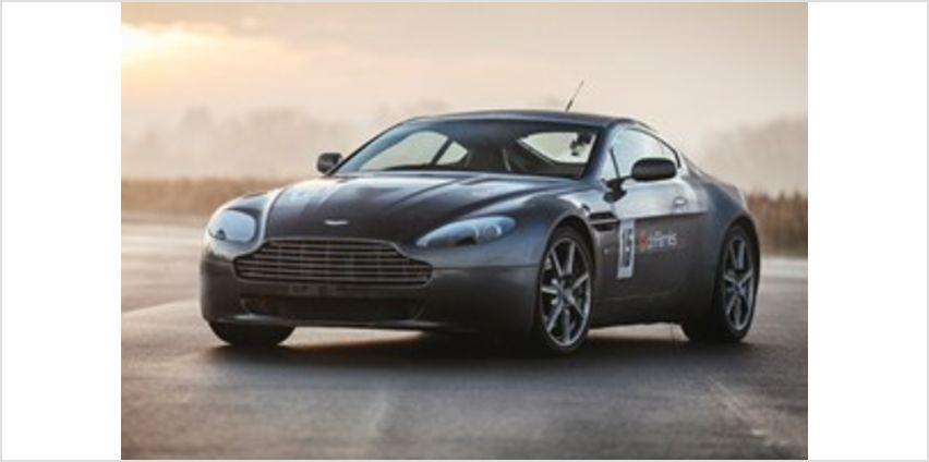 Aston Martin V8 Vantage Experience from Buy A Gift