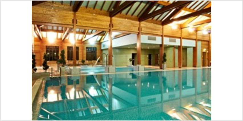 Bannatyne Premium Spa Day with Treatment, Lunch and Prosecco for Two - Weekround from Buy A Gift