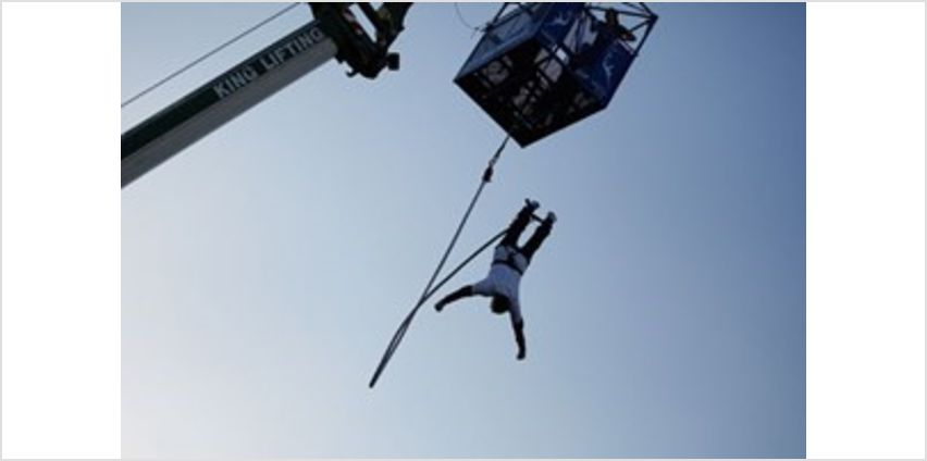 London Bungee Jump for Two - Special Offer from Buy A Gift