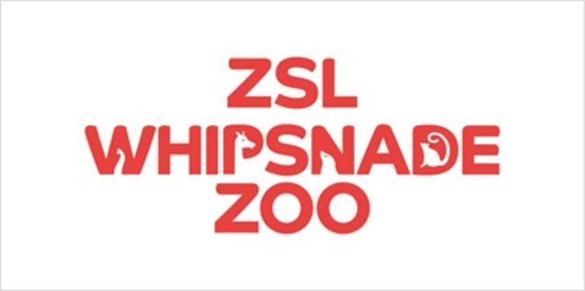 Entry to ZSL Whipsnade Zoo for Two Adults from Buy A Gift