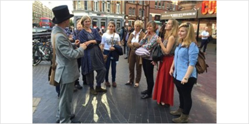 The West End Musical Theatre Walking Tour for Two from Buy A Gift