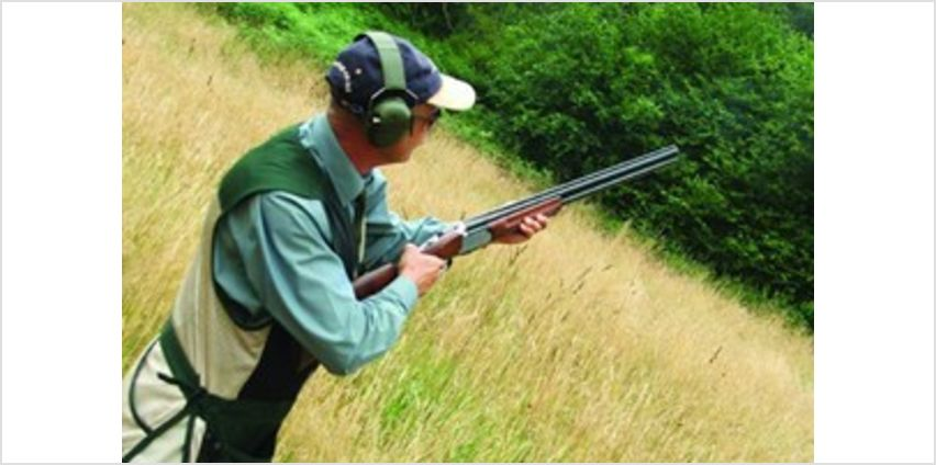 Clay Pigeon Shooting Experience Special Offer from Buy A Gift