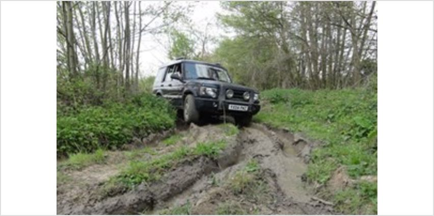 4x4 Off Road Driving Taster from Buy A Gift