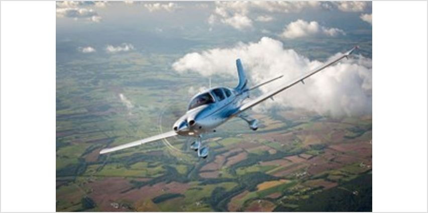 30 Minute Introductory Flying Lesson - UK Wide Selection from Buy A Gift