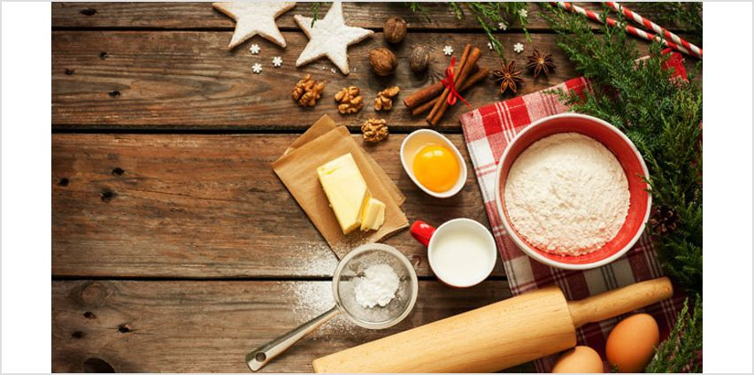 Holiday Baking Online Course from GoGroopie