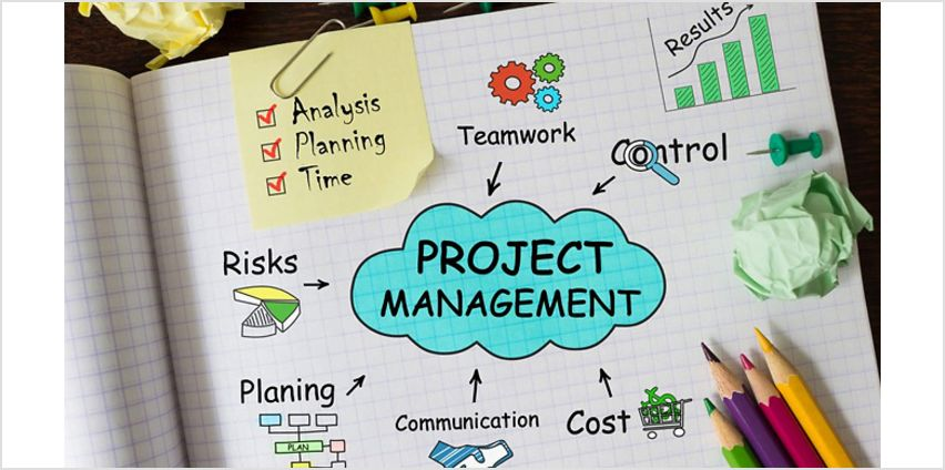 Certificate in Project Management or Project Management 5-Course Bundle from GoGroopie