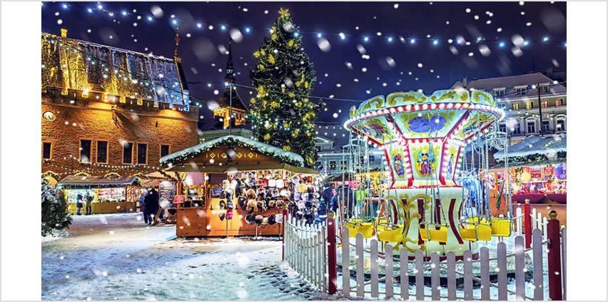2-4 Night Christmas Market Break With Hotel, Breakfast & Flights from GoGroopie
