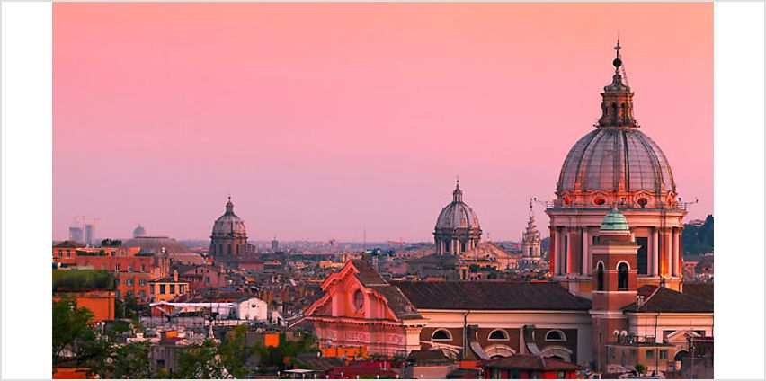 2-4 Night 4* Hotel Stay With Breakfast, Flights & Colosseum Tour from GoGroopie