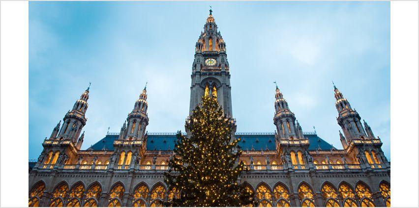 3-4 Night Christmas Market Break With Flights & Hotels from GoGroopie