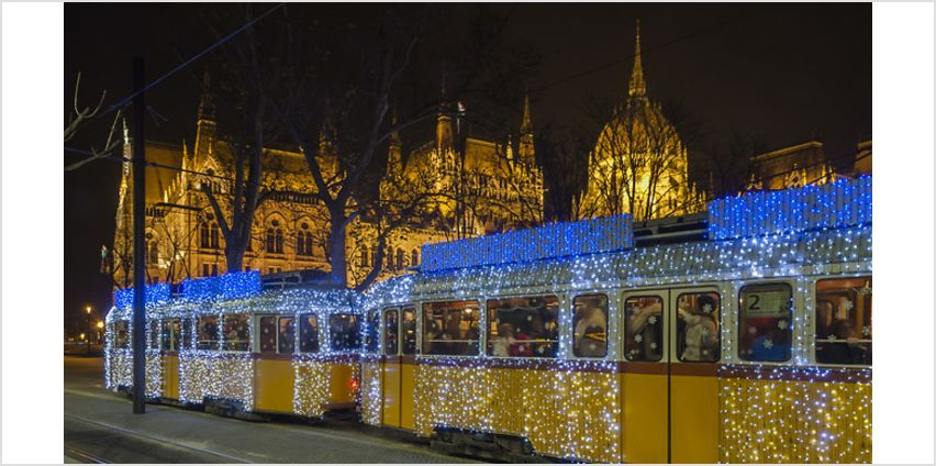 3-4 Night Christmas Market Stay With 4* Hotels, Breakfast & Flights from GoGroopie