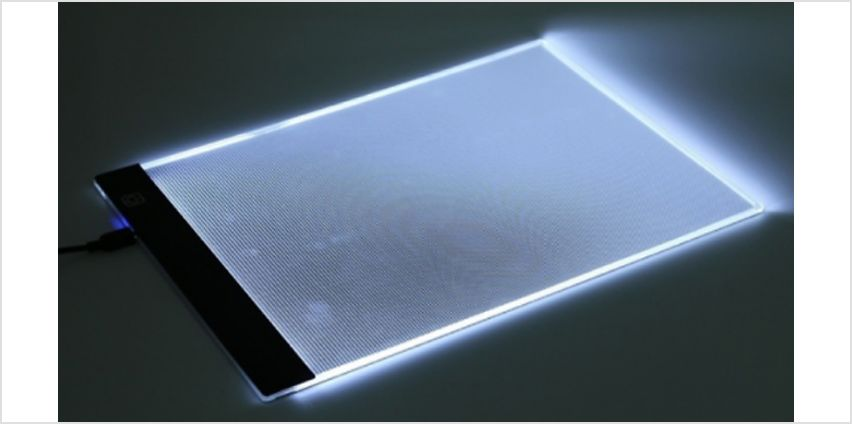 LED Graphic Drawing Board from GoGroopie
